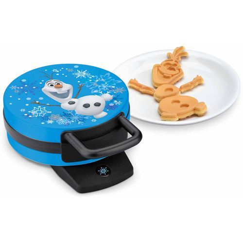 Snowman Character Waffle Makers