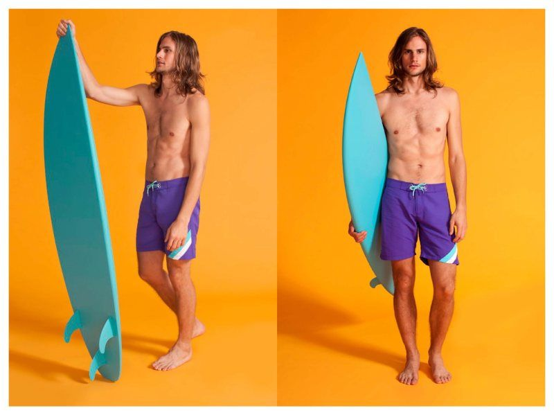 Technicolor Surf Gear