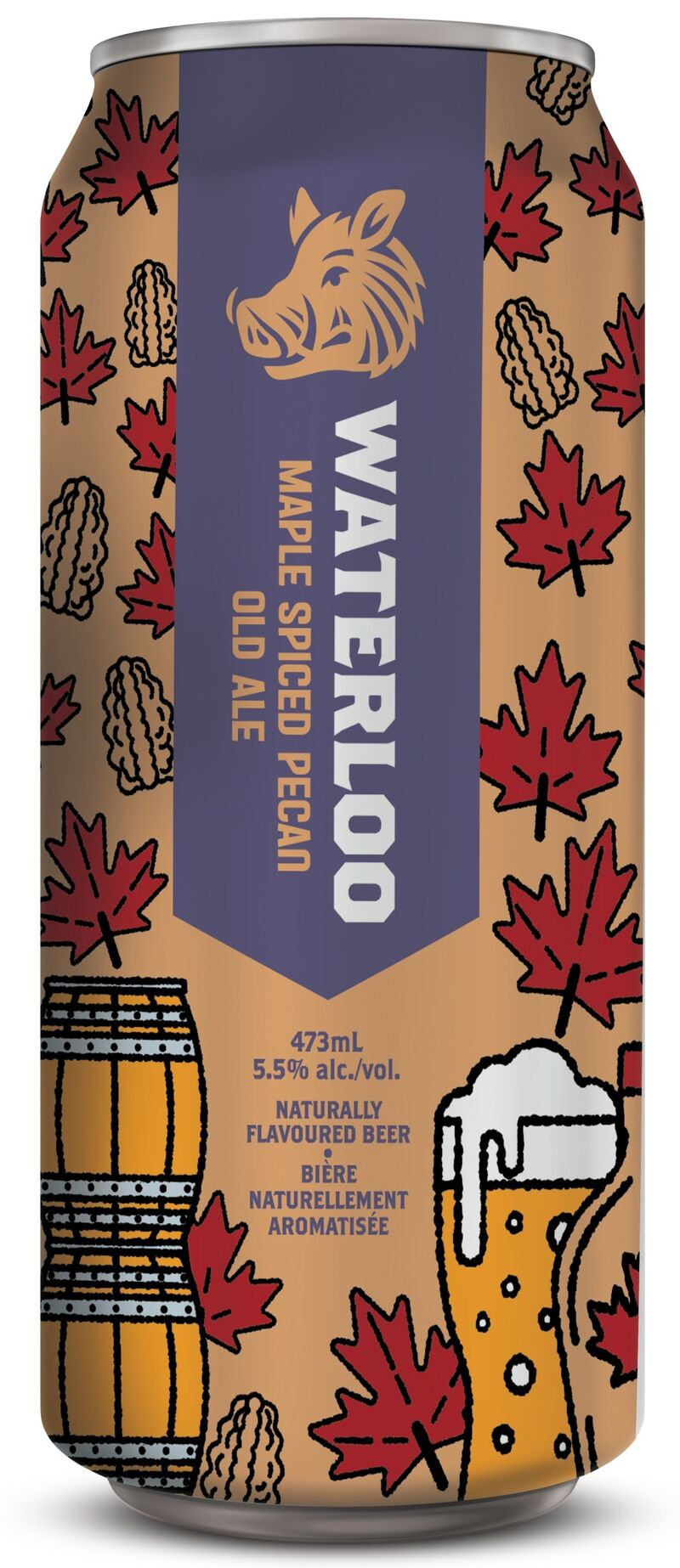 Maple-Flavored Spiced Beers