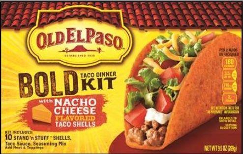 Nacho Taco Kits