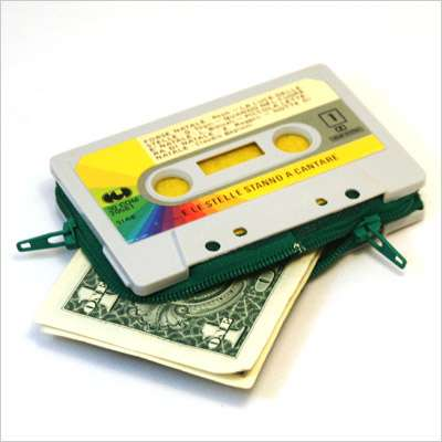 Old School Tech Wallets