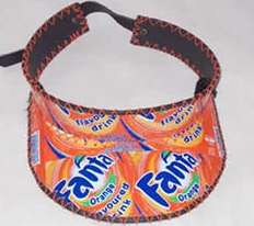 Recycled Fanta Fashion
