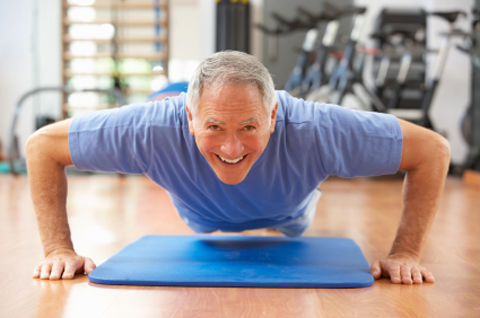 Accessible Age-Friendly Fitness