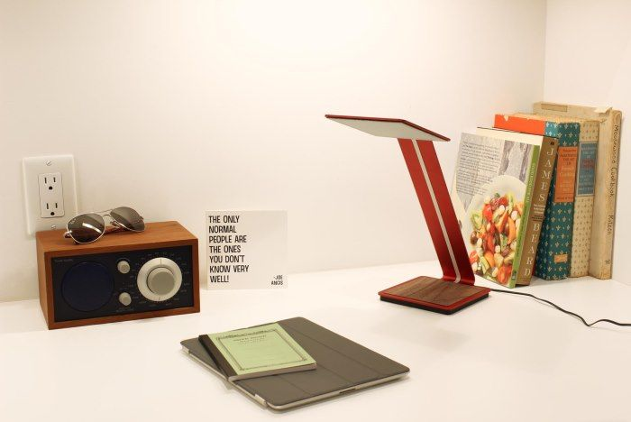 Minimalist Eco-Friendly Lamps