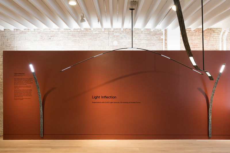 Innovative Lighting Design Materials