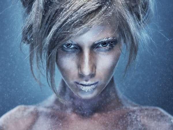 Frosty Femme Photography