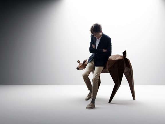 Artistic Animalistic Furniture