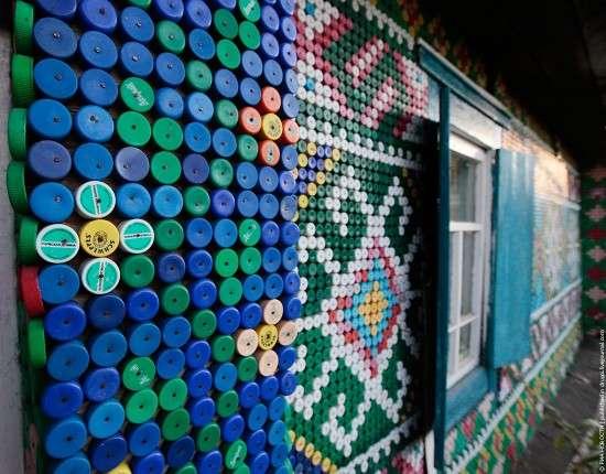 Mosaic Bottle Cap Murals