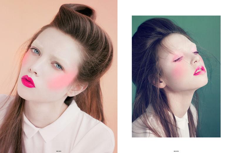 Contemporary Geisha Photography