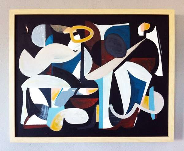 Contemporary Cubism Masterpieces