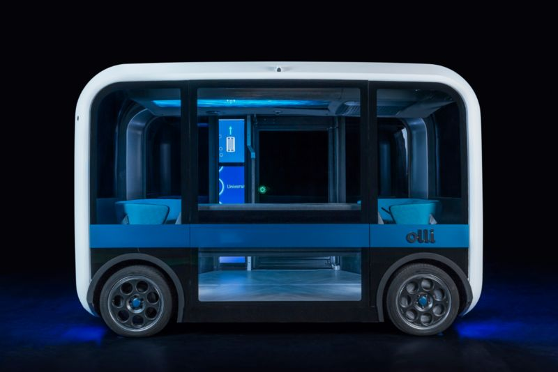 Customizable Autonomous Shuttles