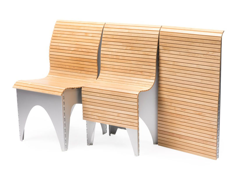 Modern Shape-Shifting Chairs