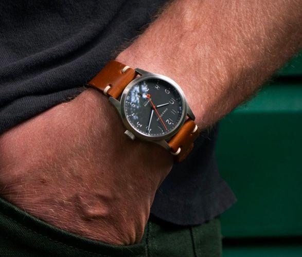 Landscape Architect-Honoring Timepieces