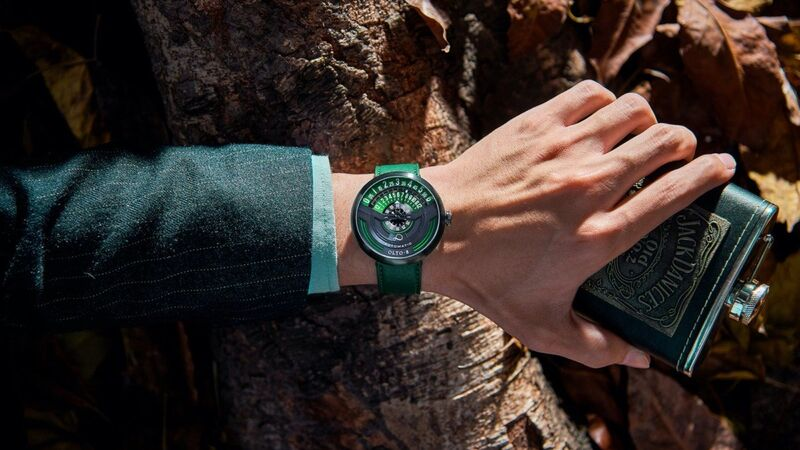 Unorthodox Mechanical Timepieces