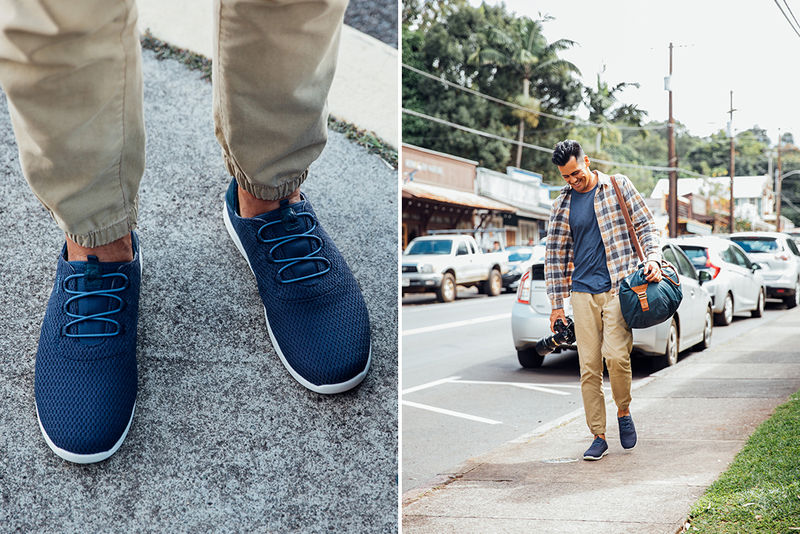 Transforming Traveler Sneakers