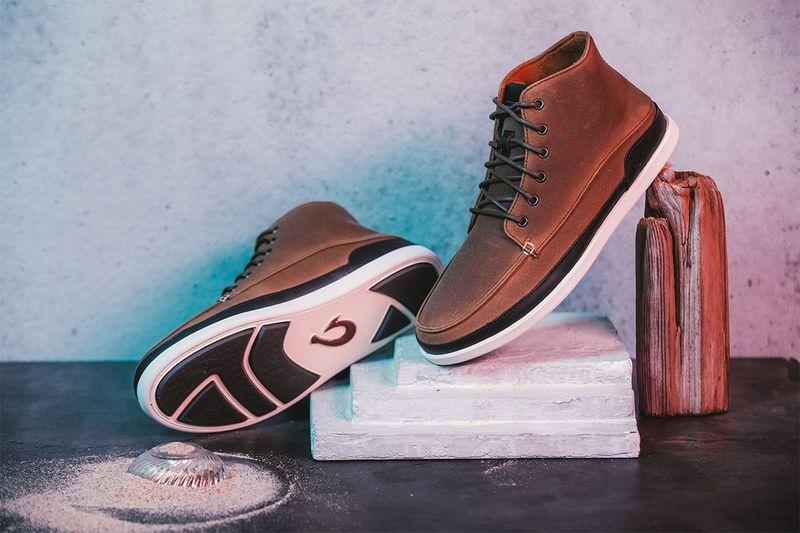 Durable Hawaiian-Inspired Footwear