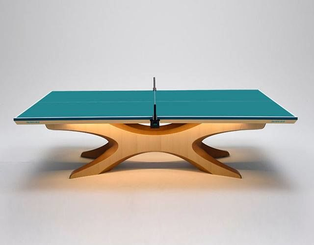 Olympic Ping-Pong Tables