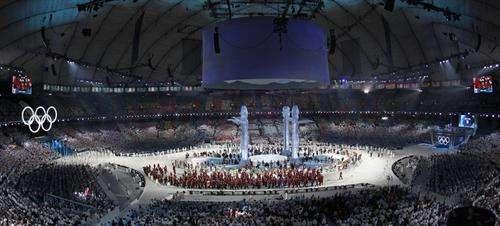Fiery Olympic Fails