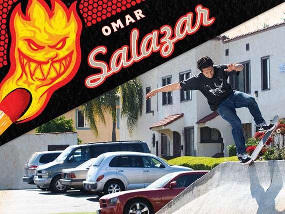 Sci-Fi Skateboard Ads