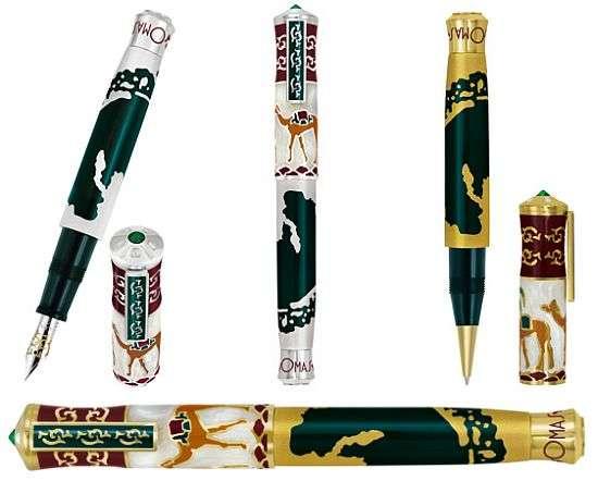 Marco Polo Pens