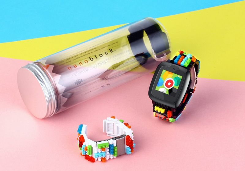 Customizable Kiddy Smartwatches