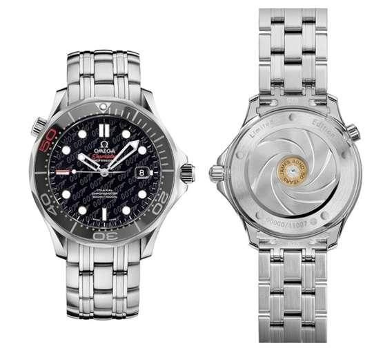 Suave Spy Timepieces