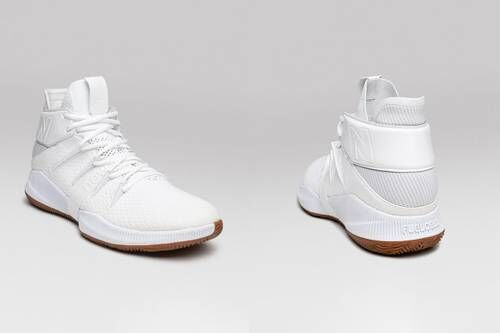 Minimal Gum Sole Basketball Shoes