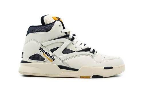 Monochromatic 90s-Themed Footwear