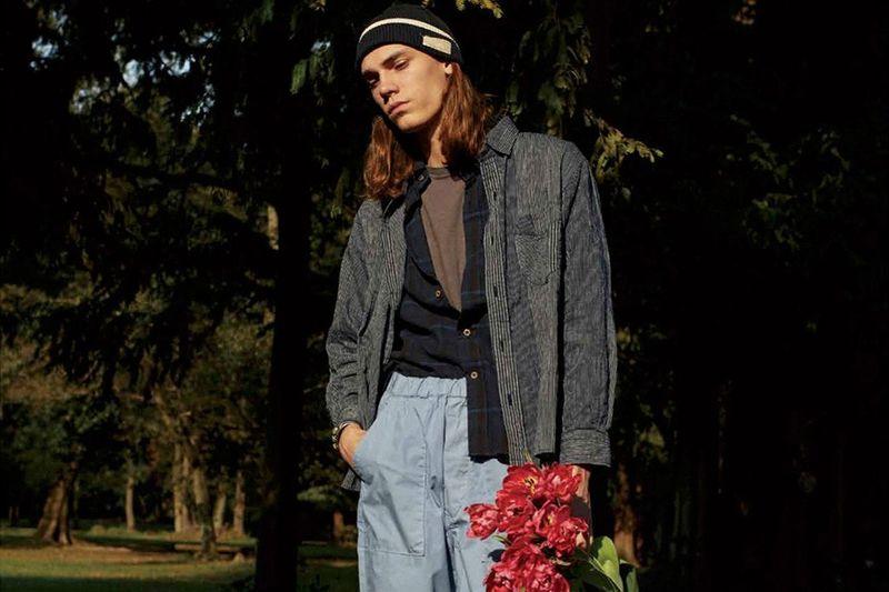 Rugged American-Inspired Menswear