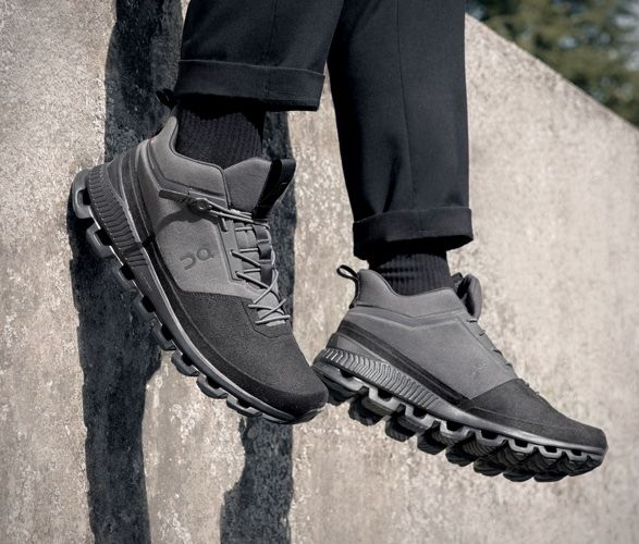 Protective Performance Footwear