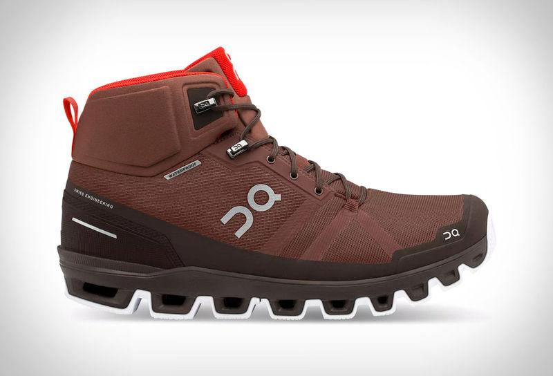 Speed-Focused Hiking Boots