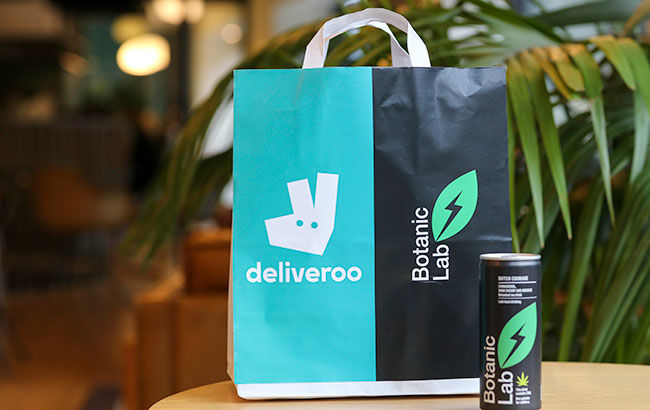 On-Demand CBD Beverage Deliveries
