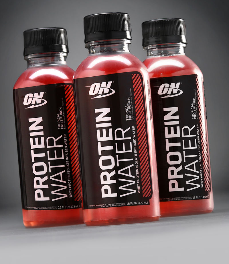 Protein-Enriched Waters