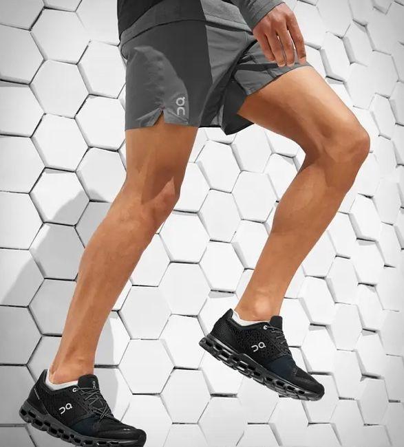Runner-Protecting Sneakers