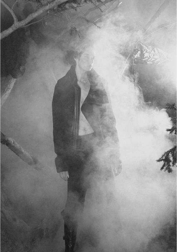 Smoky Menswear Editorials