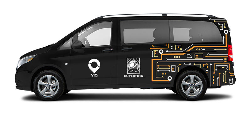 City-Based Shuttle Van Services