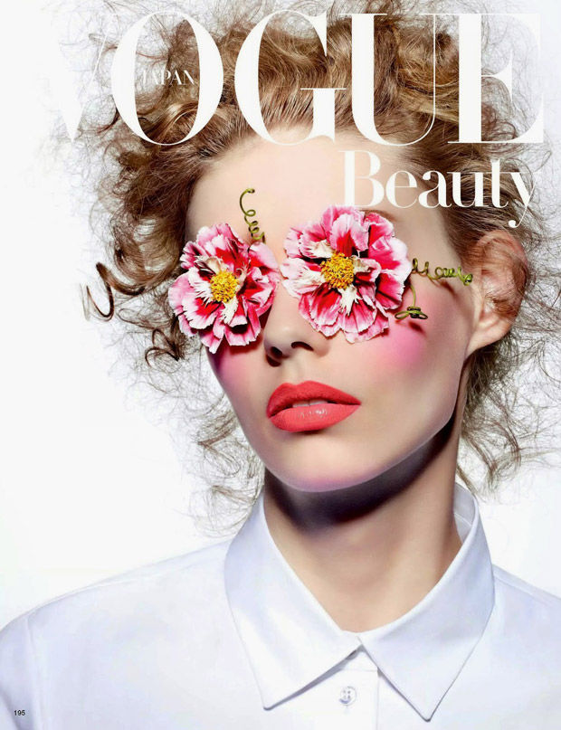 Blossoming Beauty Editorials