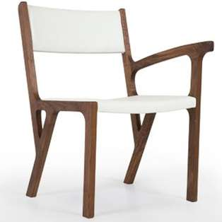 Beau Asymmetrical Armchairs