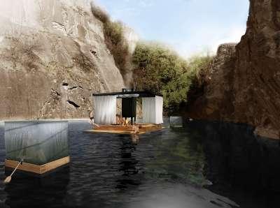 Luxe Waterborne Spas