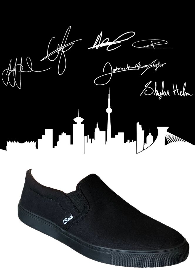 Community-Supporting Street Shoes