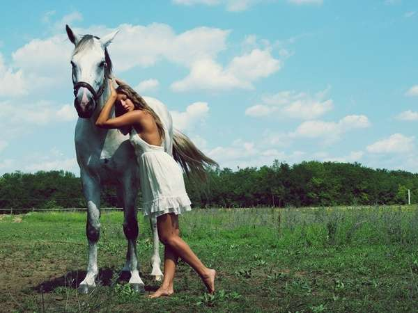 Equestrian Loving Photography