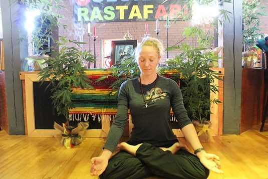 Cannabis-Friendly Yoga Classes