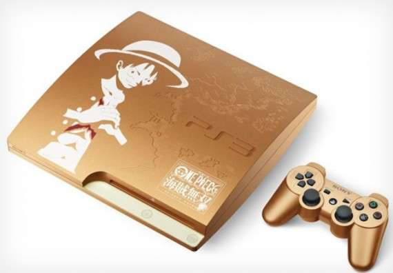 Gold Gaming Consoles