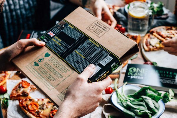 Zero Waste Pizza Packaging