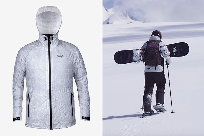 Five-in-One All-Weather Jackets