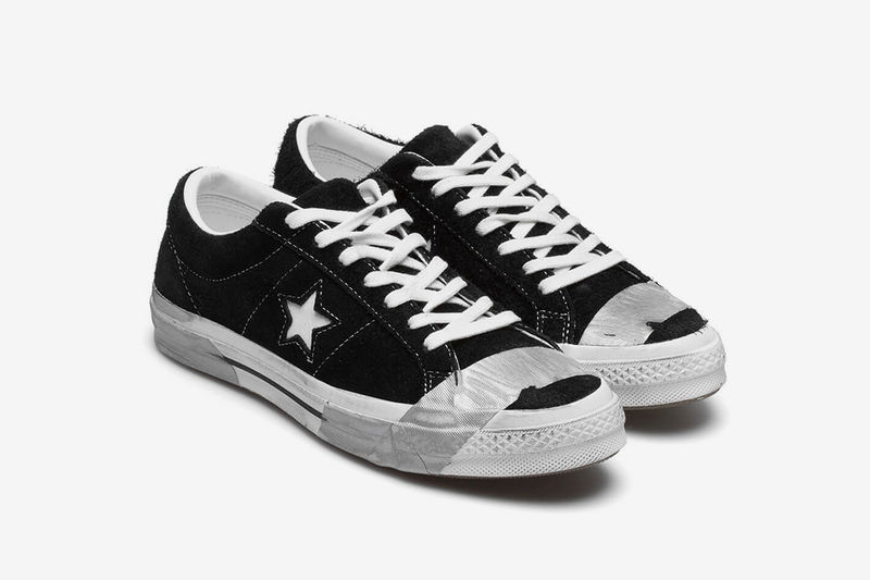 Taped-Up Casual Sneakers