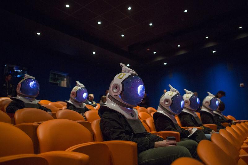 Immersive Viewing Helmets