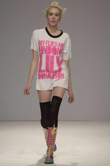 Model Attack Shirts