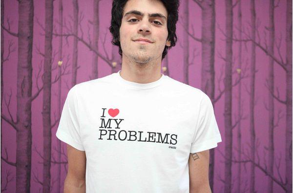 Problem-Loving T-Shirts