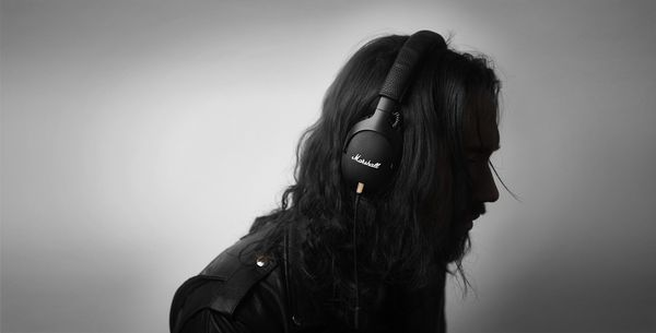 Sleek On-Ear Headphones
